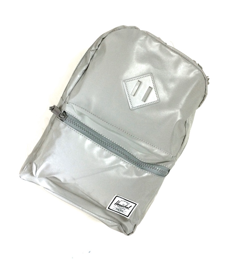 Silver Backpack Heritage Kids