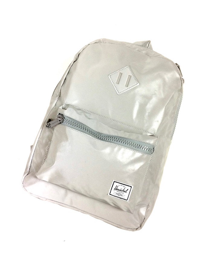Silver Backpack Heritage Youth