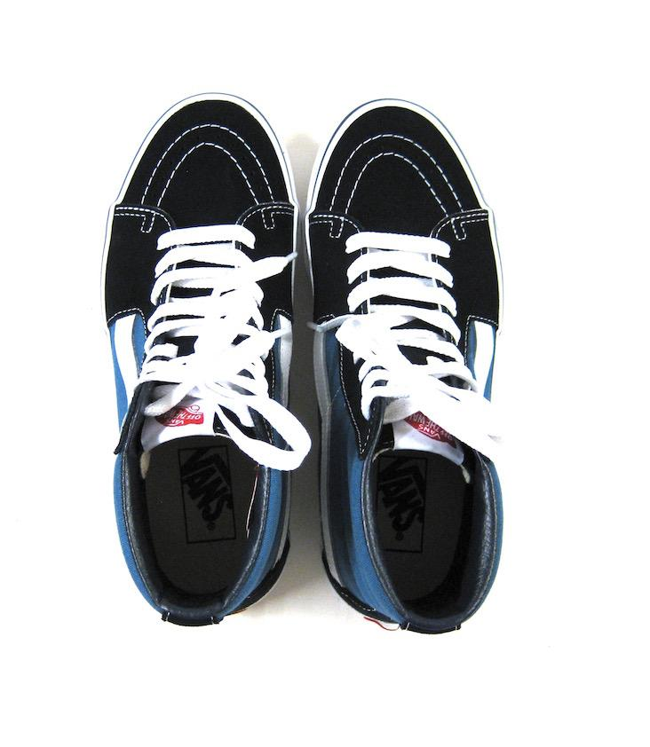6951cdcfc5a ... Sk8-Hi Navy sneakers - 1 ...