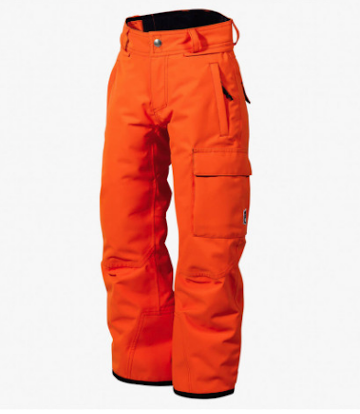 Ski Pants Crusade