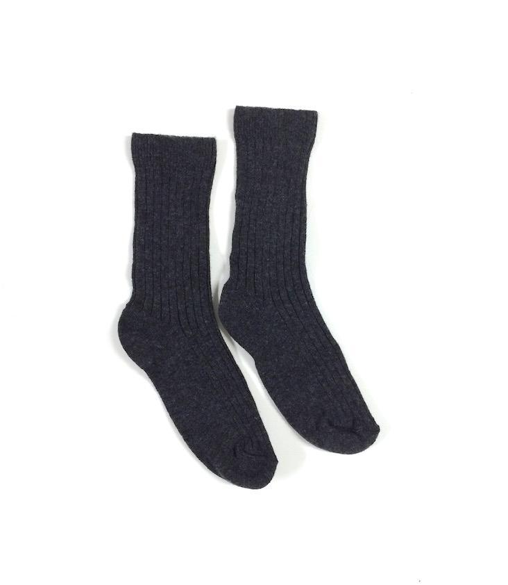 Socks Wool and Cashmere