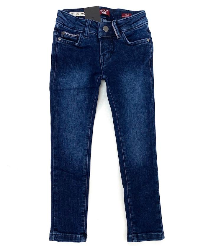 Solar Mid Blue Trousers 16y / 176