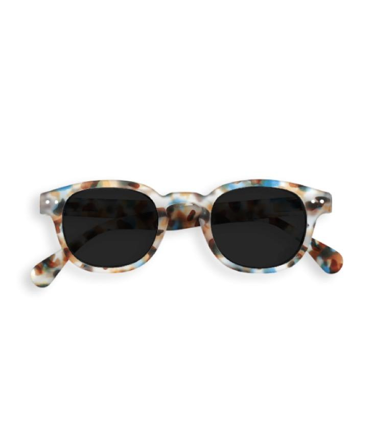 Sun Glasses Junior Blue Tortoise #C