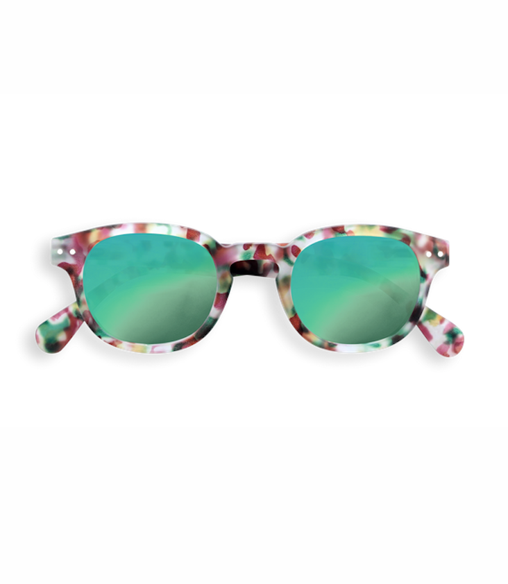 Sun Glasses Junior Tortoise #C