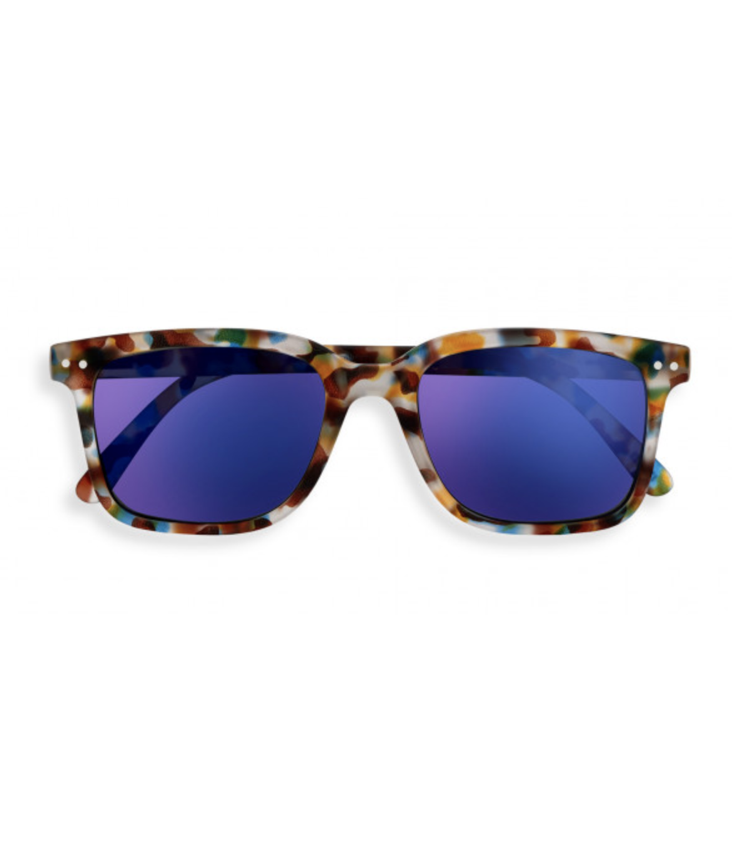 Sun Glasses Teen Tortoise Mirror #L