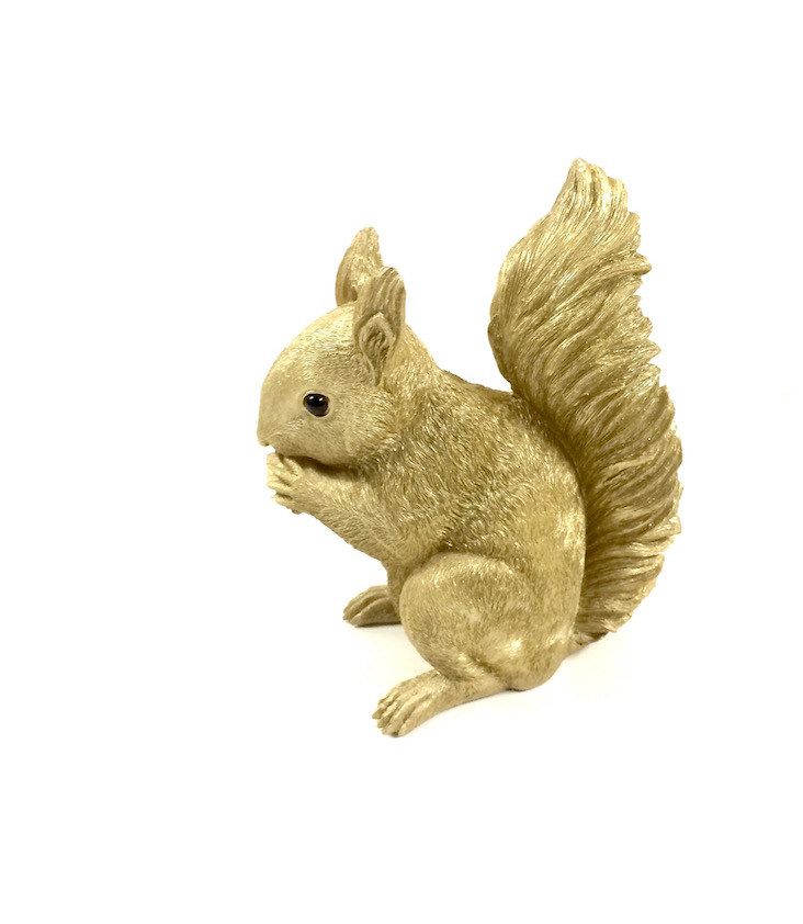 Coin Bank Squirrel