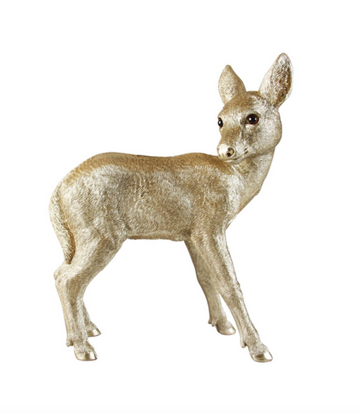 Coin Bank Deer