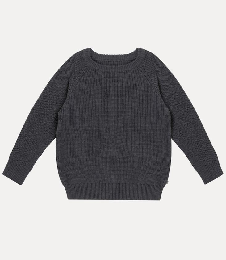 Knitted Jumper, 9-10y / 140