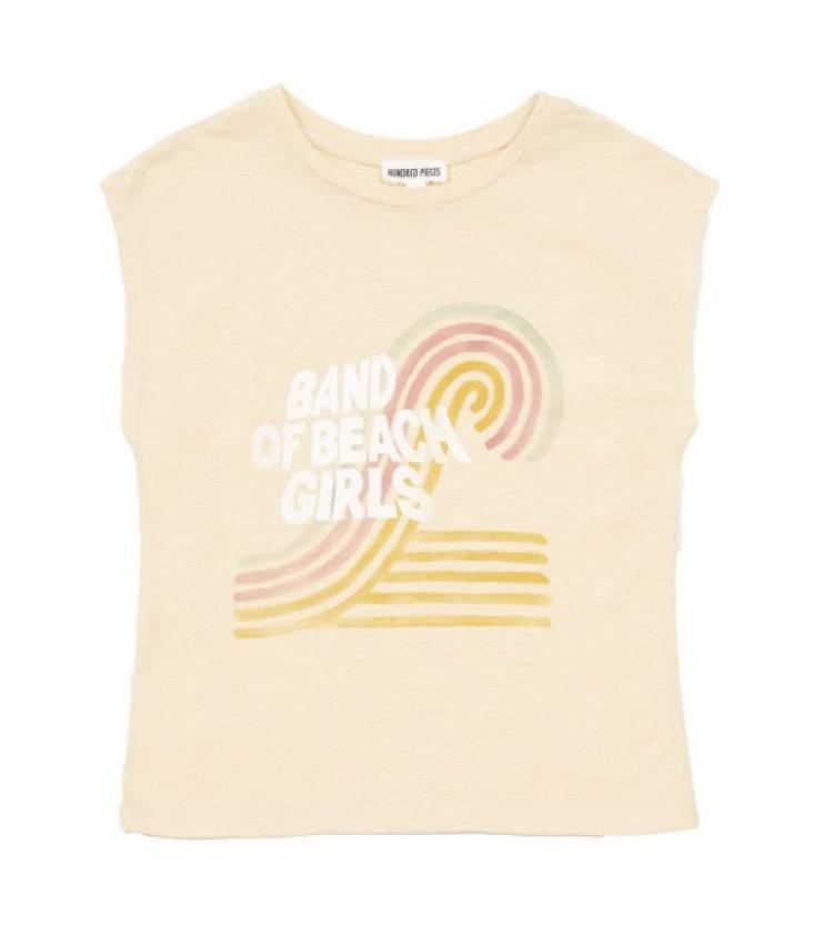 T-Shirt Band of Beach Girls