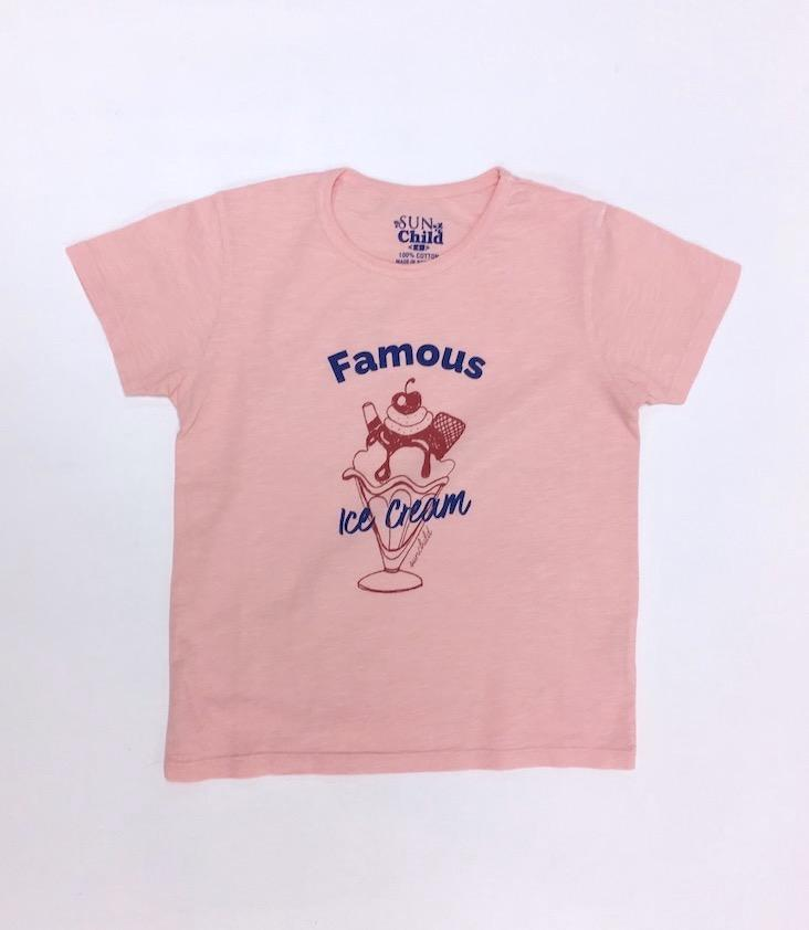 T-Shirt Famous Ice Cream 2y / 92