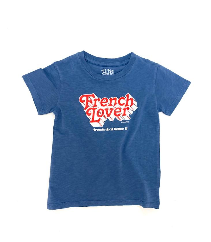 T-Shirt French Lover
