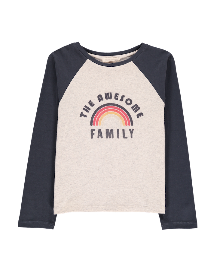 The Awsome Family Langarm T-Shirt