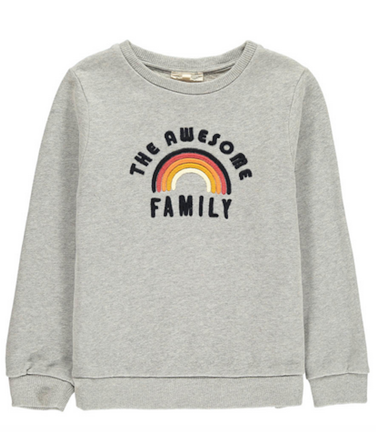 The Awsome Family Pullover