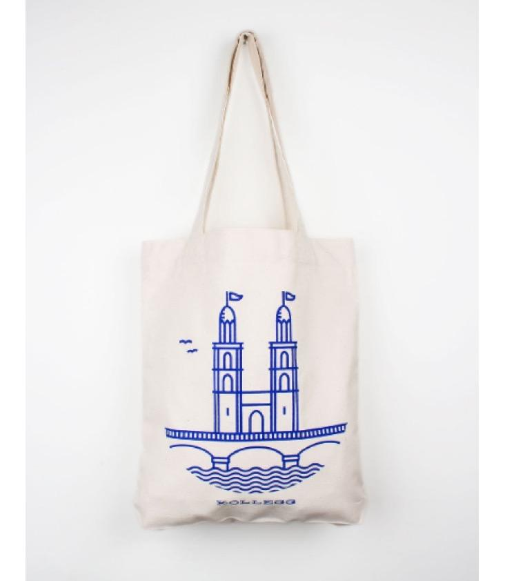 Tote Bag Grossmünster
