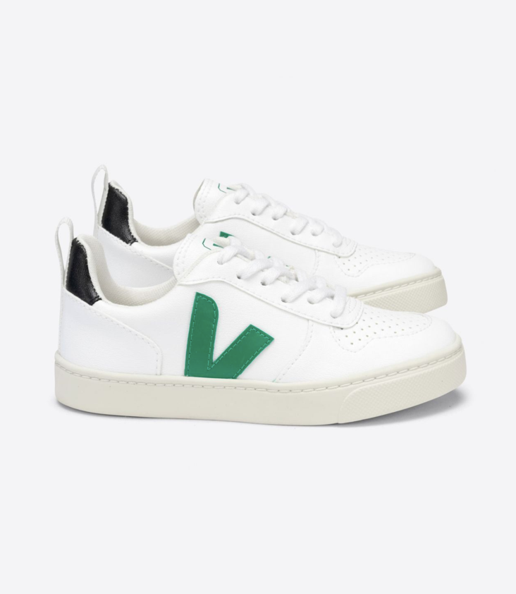 V-10 Laces Sneakers Vegan
