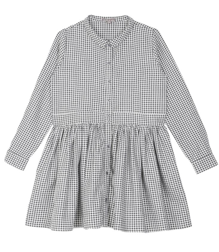 Vichy Dress 6y / 116
