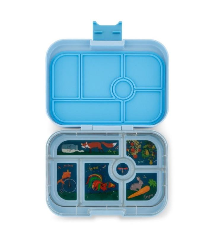 Yumbox Original Luna Blue